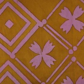 Handcrafted Patchwork Tile Goldenrod