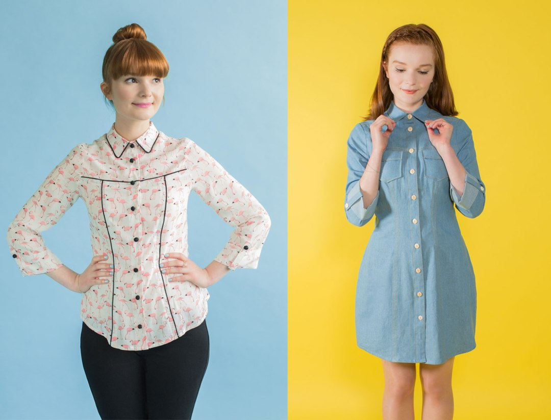 rosa-shirt-and-shirt-dress-sewing-pattern